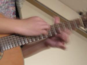 ソロギターイメージ