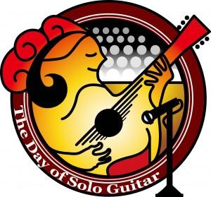 ソロギターの日(6月1日)ロゴ